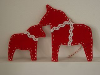 Dala Horse Tutorial 001
