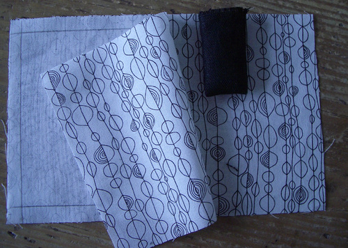 Fabric House Sewing Tutorial Step Four