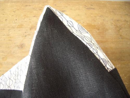 Fabric House Sewing Tutorial Step Thirteen